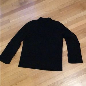 Gap Black Cozy Sweater